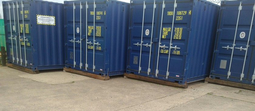 storage shipping containers for self storage in carlisle