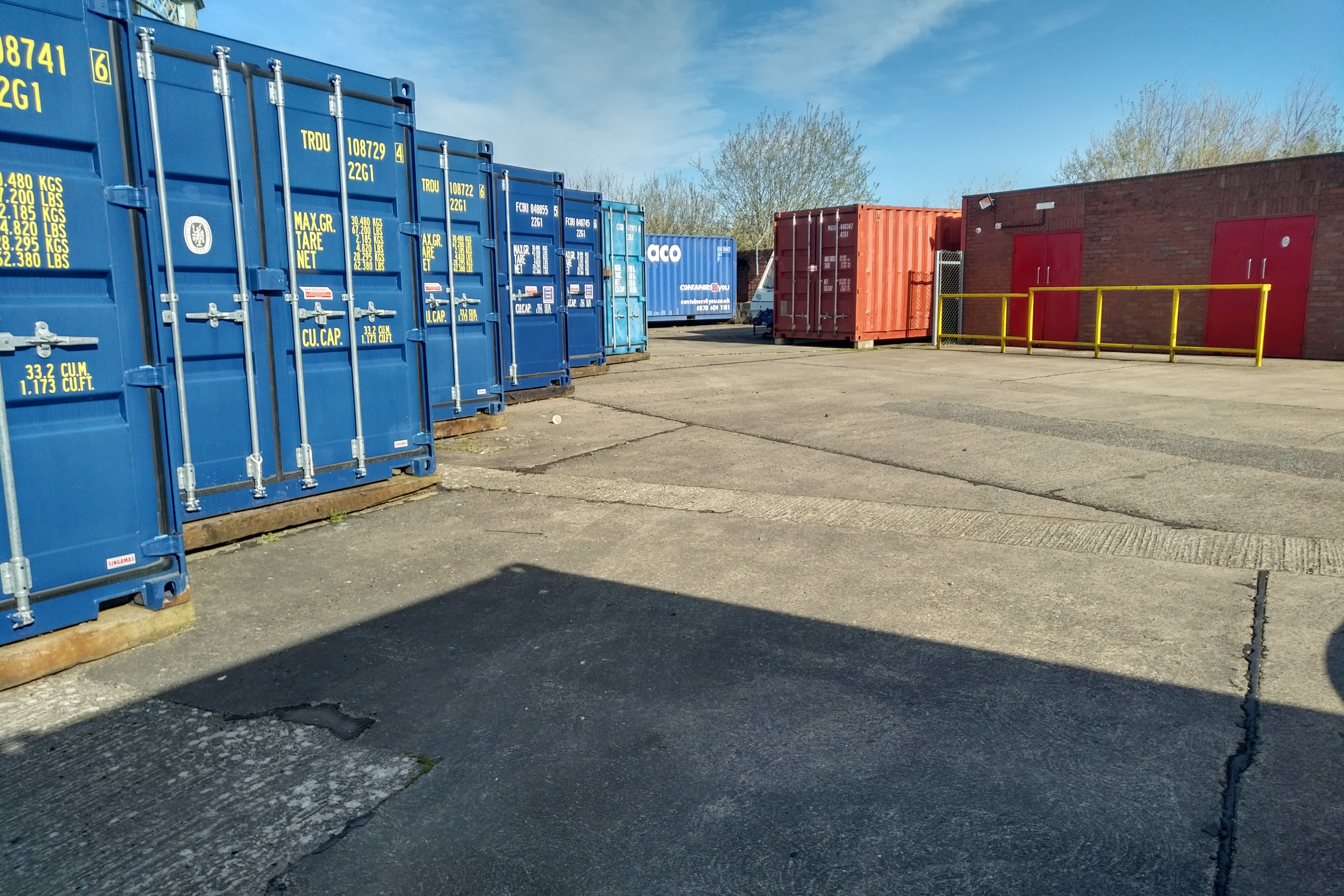 self storage shipping container storage carlisle