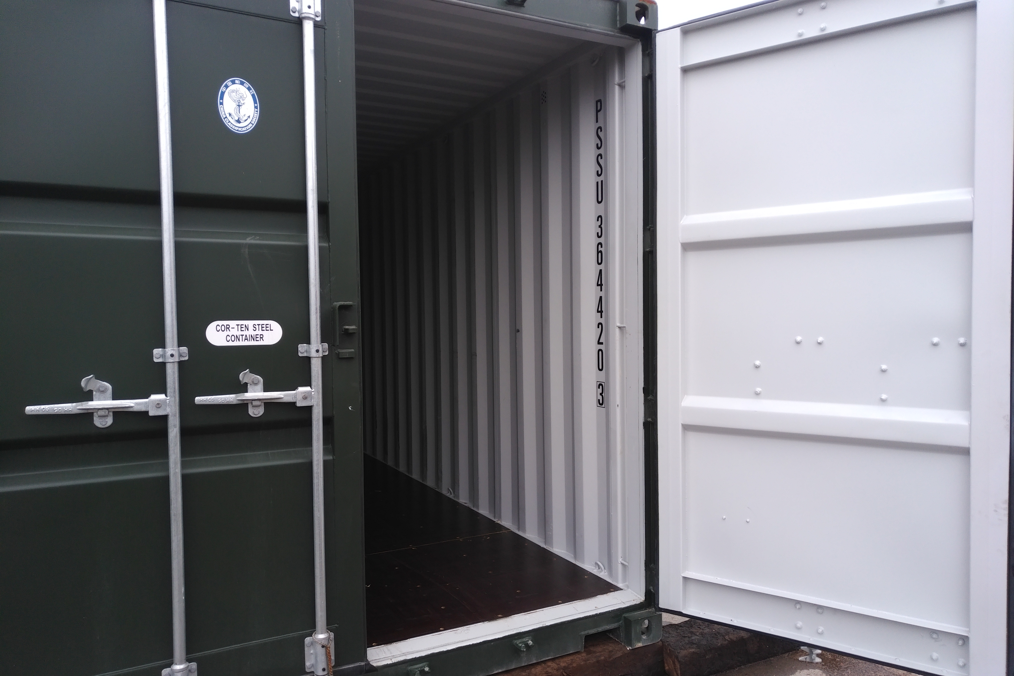 storage carlisle shipping container