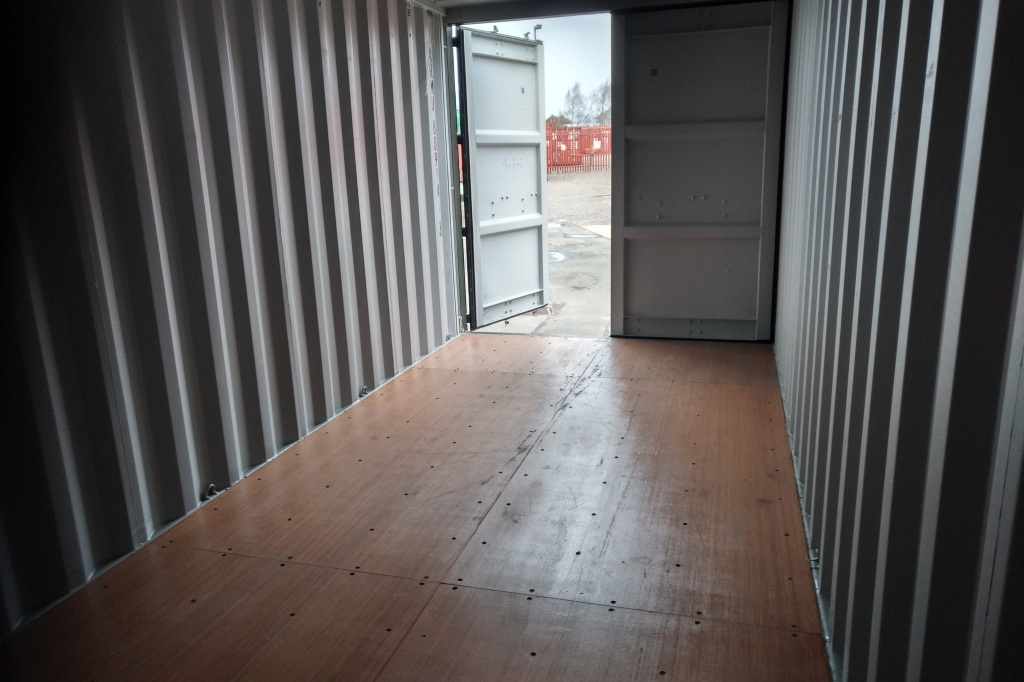 Self Storage unit in Carlisle on a Your Lock Your Key facility
