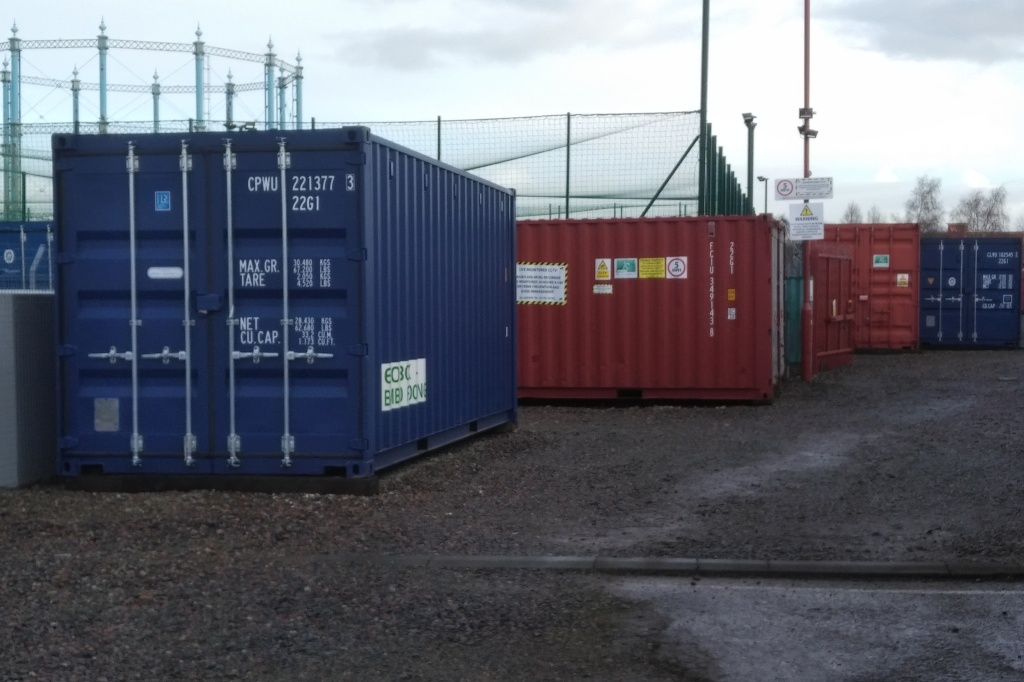 Shipping containers sales