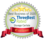 Award for top three storage companies
