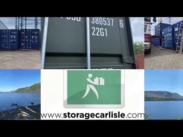 Storage Carlisle logos