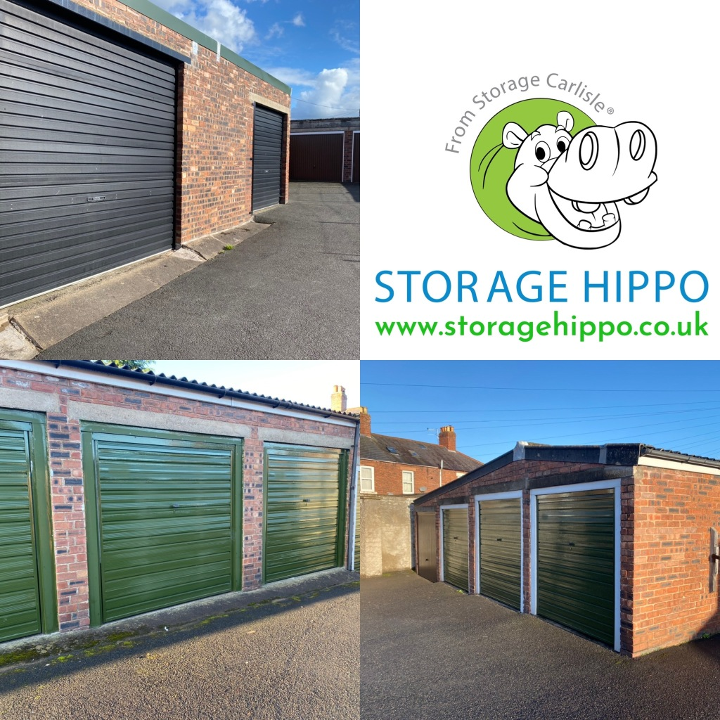 Lock up garages storage Hippo