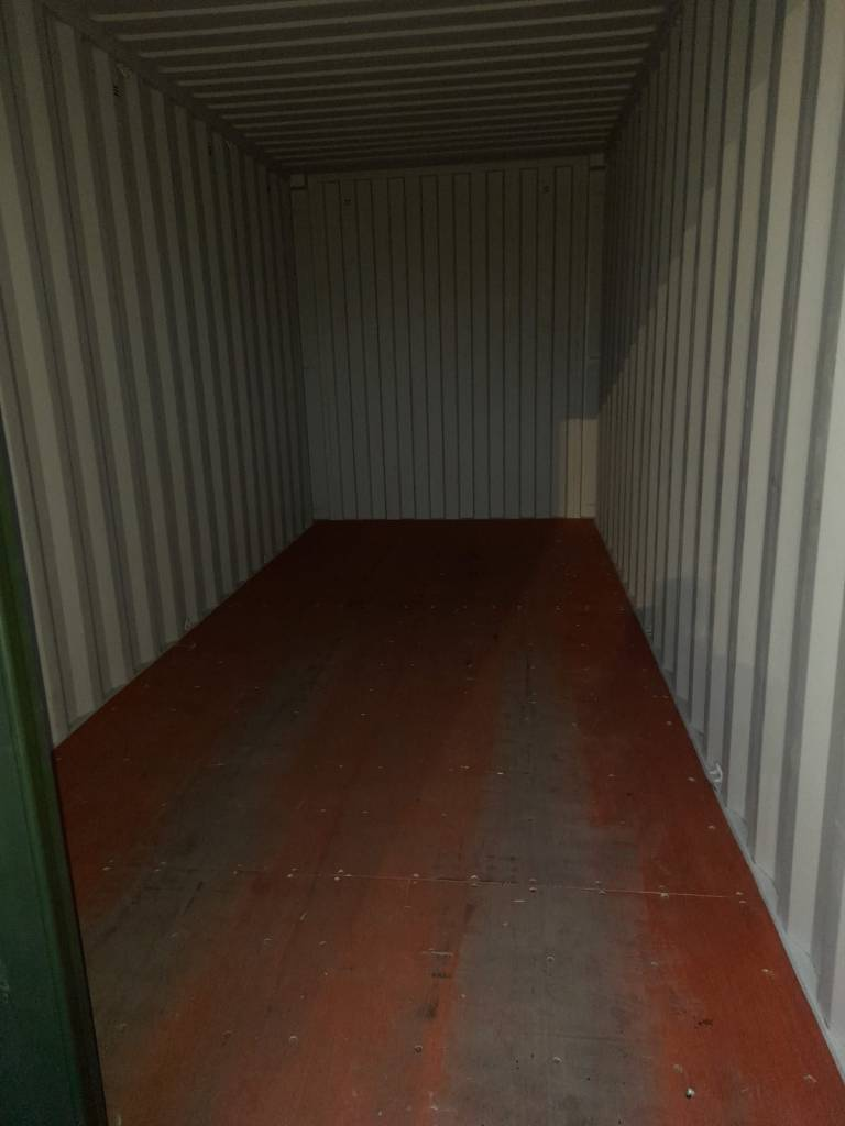 20 foot storage unit