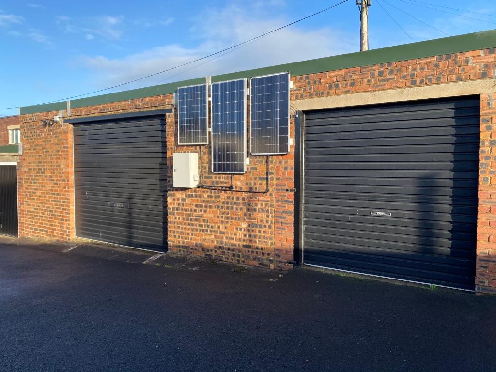 Storage Hippo lock up garages