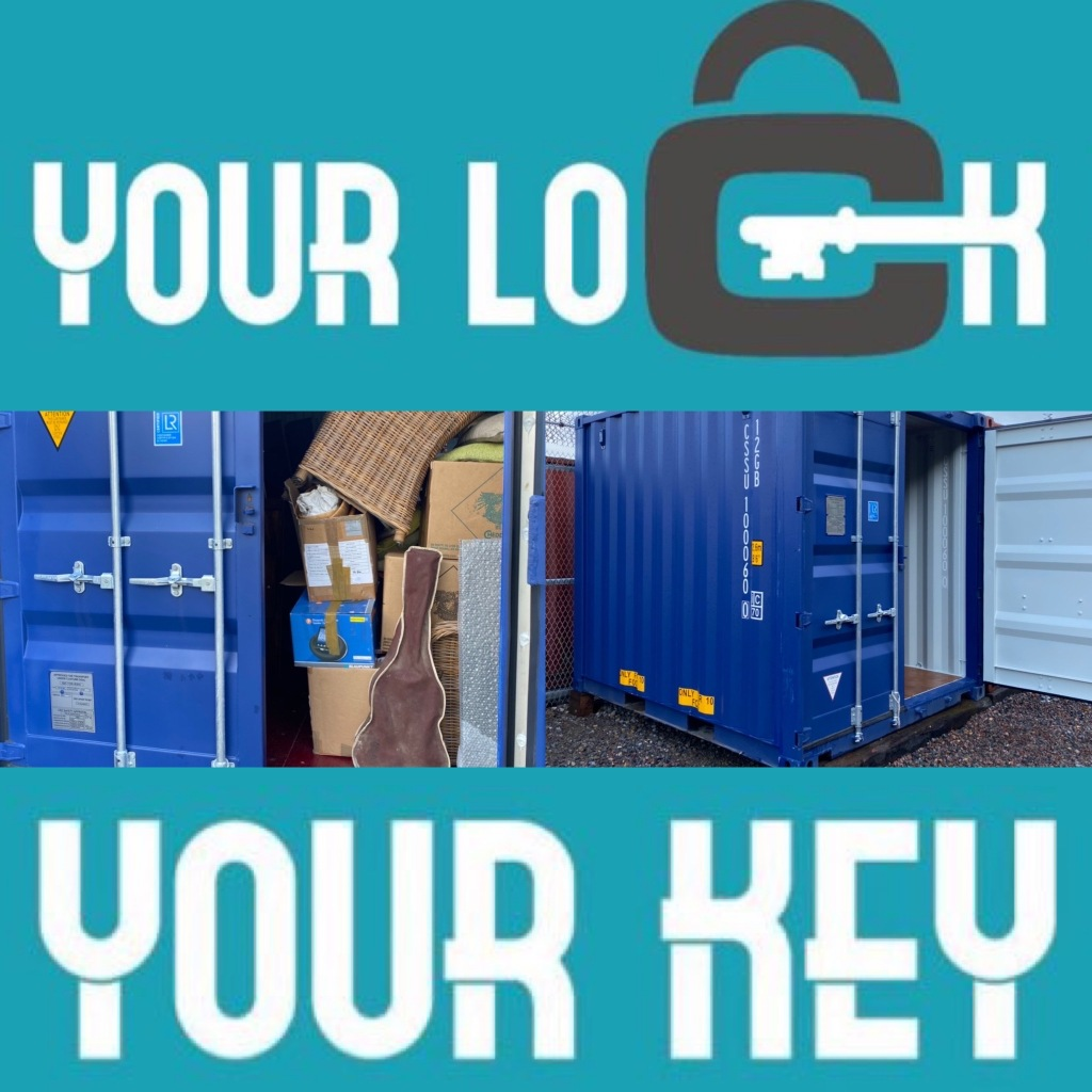 your lock your key logo